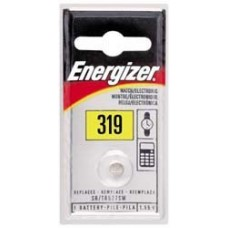 Energizer 1.5 Volt #319 Watch/calculator Batts
