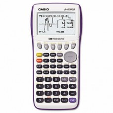 Casio FX9750GIIWE - 9750GII Graphing Calculator, 12-Digit LCD
