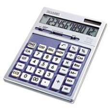 - EL2139HB Portable Executive Desktop/Handheld Calculator, 12-Digit LCD