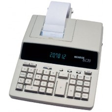Monroe 6120 Heavy Duty Desktop Printing Calculator Adding Machine