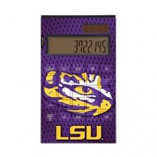 LSU Tigers Desktop Calculator NCAA