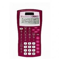 TEXAS INSTRUMENTS (20 PACK) TI-30X IIS Scientific Calculator 2 Line(s) - 10 Character(s) - LCD - Solar Powered - Raspberry / PCK#20X30XIIS/TBL/1L1/AQ /