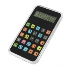 Touch Keypad 8 Digits LCD Display Electronic Calculator