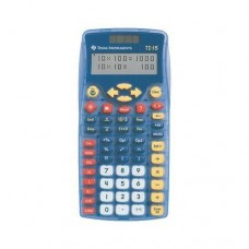 Texas Instruments Business/Financial Calculator - 2 Line(s) - 11 Character(s) TI15TK