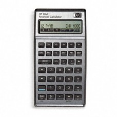 HP 17BIIPLUS - 17bII+ Financial Calculator, 22-Digit LCD