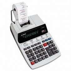 12-Digit Calculator, 2-Color Print, 7-1/2 quot;x10-1/2 quot;x2-1/2 quot;,GY
