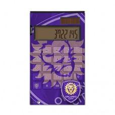 Orlando City Lions Desktop Calculator MLS