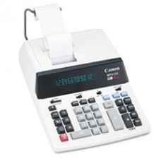 * MP21DX Two-Color Printing Calculator, 12-Digit Fluorescent, Black/Red