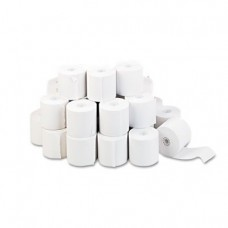 Adding Machine/Calculator Roll, 16 lb, 1/2 quot; Core, 2-1/4 quot; x 150 ft,White, 100/CT
