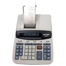"Victor Technologies 12-Digit Desktop Calculator,2-Color Printing,8""X11-1/4""X3"" *** Product Description: Victor Technologies 12-Digit Desktop Calculator,2-Color Printing,8""X11-1/4""X3""Commercial Desktop Calculator With Equals Plus Logic Prints 4.6 ***"