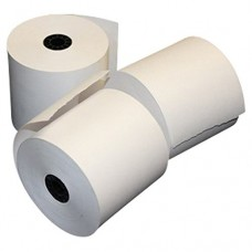 "3-1/8"" x 230' Thermal Paper Point of Sale (POS) Rolls (Carton of 50 Rolls)"