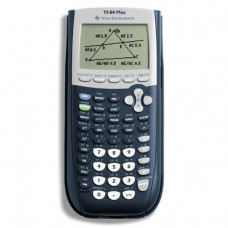 Exclusive TI-84 Plus Graphics Calculator By Texas Instruments