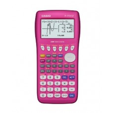 Casio fx-9750GII Graphing Calculator, Pink