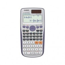 Casio FX-115ESPLUS Scientific Calculator. 2-LINE ADVANCED SCIENTIFIC CALC CALCULATOR. 2 Line(s) - 12 Character(s) - Solar, Battery Powered