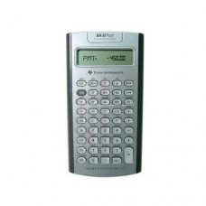 Texas Instruments TI BA II Plus Professional Financial Calculator - 10 Character(s) - LCD - Battery Powered