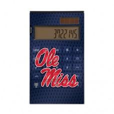 Mississippi Old Miss Rebels Desktop Calculator NCAA