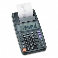 16010 One-Color Printing Calculator, 12-Digit LCD, Black by INNOVERA (Catalog Category: Office Equipment & Equipment Supplies / Calculators)