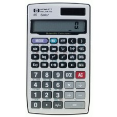 Hewlett Packard HP6S SLR Solar Scientific Calculator