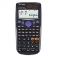 - FX-300ESPLUS Scientific Calculator, 10-Digit, Natural Textbook Display, LCD