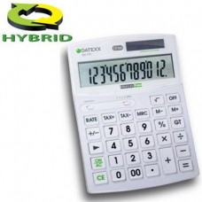Datexx DD-770 - Hybrid power 12 dgt desk Calculator