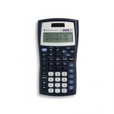 Texas Instruments TI-30X IIS Scientific Calculator - 2 Line(s) - LCD - Solar Battery Powered (pack of 10) - NEW - Retail - 30XIISTKT1L1B