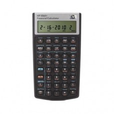 HP 10bII+ Financial Calculator - 1 Line(s) - 12 Character(s) - LCD - Battery Powered