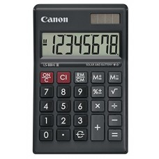Canon LS-88Hi III-BK Business Calculator