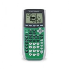 Texas Instruments TI-84 Plus Silver Edition Graphing Calculator (Lime Green)