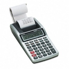 Casio® HR8TM Handheld Portable Printing Calculator CALCULATOR,PRINTING,SR 42201 (Pack of5)