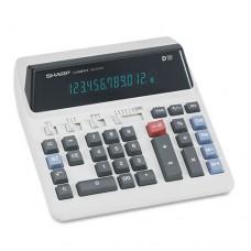 QS-2122H Compact Desktop Calculator, 12-Digit Fluorescent - QS2122H