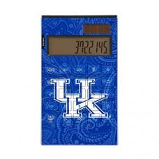 Kentucky Wildcats Desktop Calculator Paisley NCAA