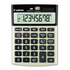 Canon LS-80TCG Mini-Desktop Calculator (4638B001)