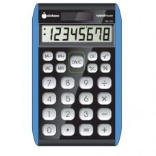 Datexx DD-120BLU 8 Digit Hybrid Desktop Calculator
