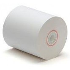 "1-Ply Kitchen Printer Paper Bond 3""x150' (50 Rolls)"
