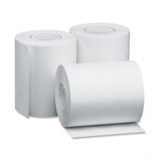 2 X PM Company Thermal Calculator Rolls, 2-1/4 Inches x 85 Feet, White, 3/Pack (05233)