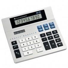 New-Texas Instruments BA20 - BA-20 Portable Business Desktop Calculator, 10-Digit LCD - TEXBA20