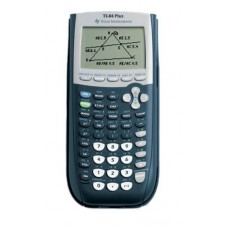 Texas Instruments Ti-84Plus Programmable Graphing Calculator, 10-Digit Lcd by Texas Instruments