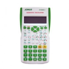 JOINUS 10 Digit And 2-Line Scientific Calculator-White