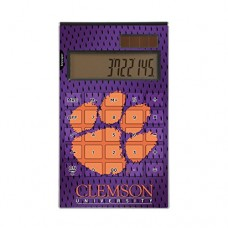 Clemson Tigers Desktop Calculator NCAA