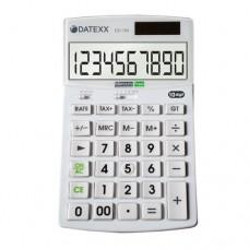 Datexx DD-760 Hybrid Power 12 Digit Desktop Calculator