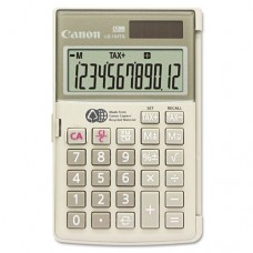 Canon - LS154TG Handheld Calculator, 12-Digit LCD 1075B004 (DMi EA