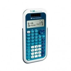 Texas Instruments MultiView TI-34 Scientific Calculator - 4 Line(s) - 16 Character(s) - LCD - Solar Battery Powered