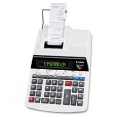 "Canon MP41DHIII Printing Calculator 14-Digit 9""x14""x3-1/4 Gray"