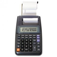 - 16010 One-Color Printing Calculator, Black Print, 1.6 Lines/Sec