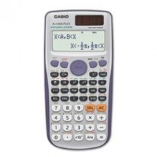 - FX-115ESPLUS Advanced Scientific Calculator, 10-Digit Natural Textbook Display