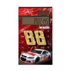 Dale Earnhardt Jr Desktop Calculator Number 88 National Guard NASCAR