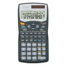 Sharp EL-506WBBK Scientific Calculator