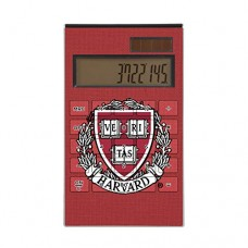 Keyscaper Harvard Crimson Solid Desktop Calculator for