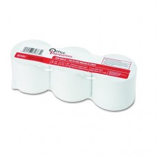 Office Impressions Calculator Rolls, 2.25 Inches x 150 Feet, White, 3 Rolls per Pack (82383)