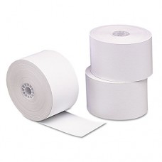 "PM Company 18998 Thermal Print Paper Roll,Register/ATM,1-3/4""x230', 10/PK,WE"